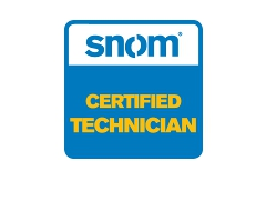 Snom Certified Technician